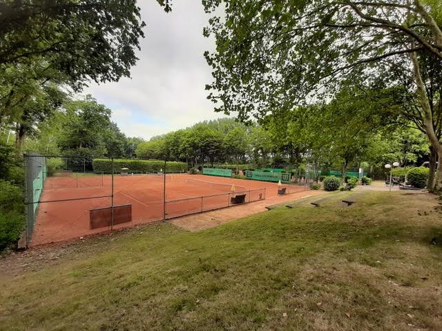 Die ersten Tennisplätze der neuen Anlage sind geöffnet!