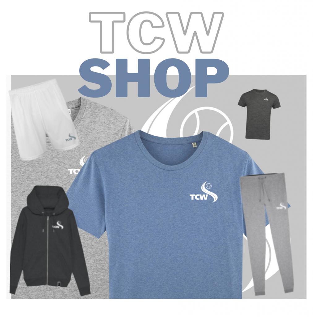 Der erste TCW-Onlineshop ist eröffnet
